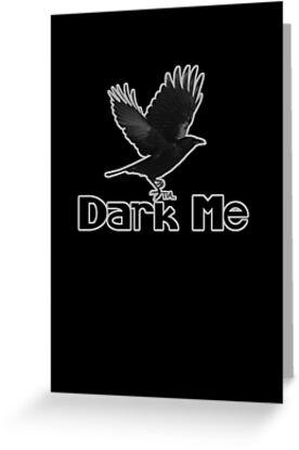 dark me crow  by Tia Knight