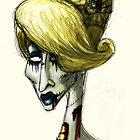 Detox portrait  by Hannah Chusid