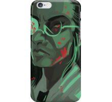 Professor Hojo iPhone Case/Skin