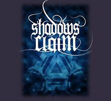 Shadow's Claim Tee (Blue) Unisex T-Shirt