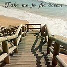 take me to the ocean by calamarisky