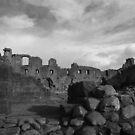 Penrith Castle by Lou Wilson