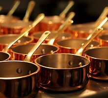 Copper Pots by dgscotland