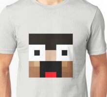 Keralis Minecraft skin Unisex T-Shirt