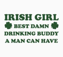 Irish Girl by BrightDesign