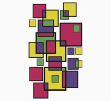 An abstract of squares! by Nimi
