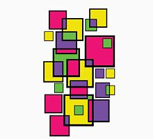 An abstract of squares! Unisex T-Shirt
