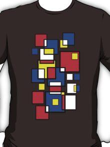 Abstract squares! T-Shirt