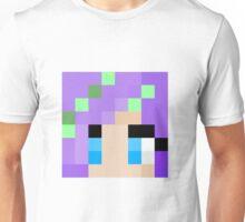 iHasCupquake Minecraft skin Unisex T-Shirt