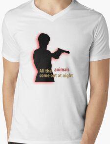 All the Animals Mens V-Neck T-Shirt