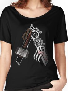 Asgardian Pride (Blood) Women's Relaxed Fit T-Shirt