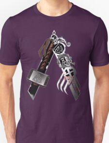 Asgardian Pride (Blood) T-Shirt