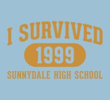 I Survived Sunnydale High Kids Clothes