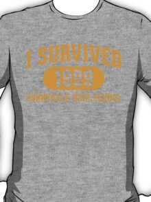 I Survived Sunnydale High T-Shirt