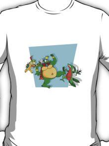 Reptiles for smash shirt T-Shirt