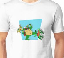 Reptiles for smash shirt Unisex T-Shirt