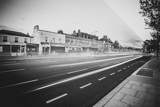 Ballsbridge, Dublin by Alessio Michelini
