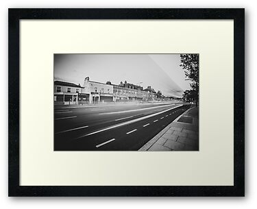 Ballsbridge, Dublin by Alessio Michelini