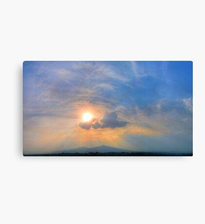 ©HCS Ahura Mazda Canvas Print