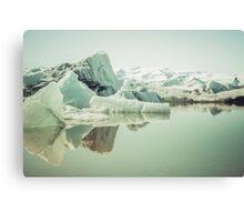 Iceberg IV Canvas Print