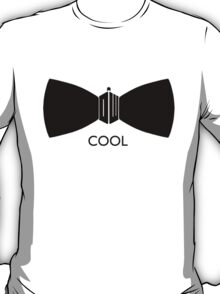 Doctor Who Bow Tie 2 T-Shirt