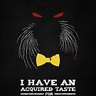 Acquired Taste by Scott Barnebey