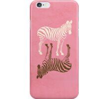 Zebras Pattern iPhone Case/Skin