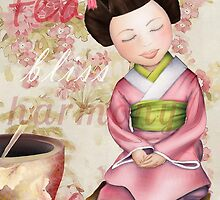 Tea is Bliss by Kristy Spring-Brown