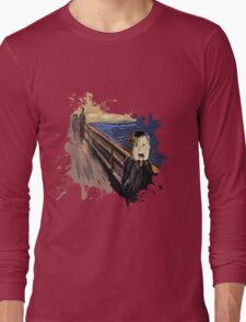 Scream Alone Long Sleeve T-Shirt