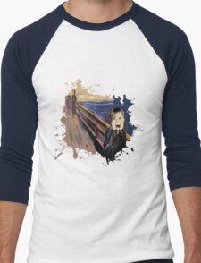 Scream Alone Men's Baseball ¾ T-Shirt