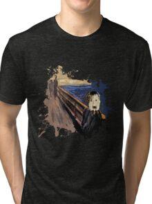 Scream Alone Tri-blend T-Shirt