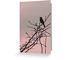 Sunset Song ~ Greeting Card