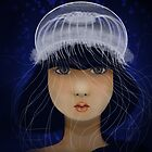 Jellyfish Princess by NightBloomer