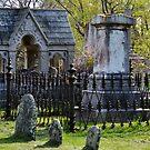 Gardiner Cemetery by Eileen Brymer