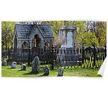 Gardiner Cemetery Poster