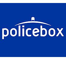 Policebox Photographic Print