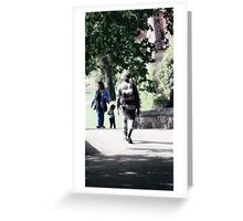 The Unknown Soldier Greeting Card