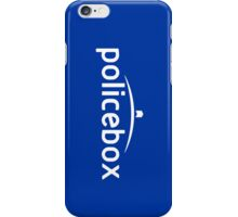 Policebox iPhone Case/Skin