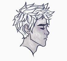 Jack Frost Profile Sticker by skarl3tte