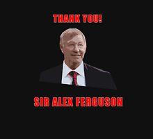 Thank you Alex Ferguson Unisex T-Shirt