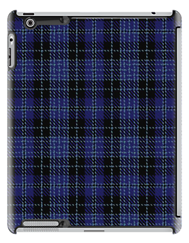 10001 Smith Clergy Clan/Family Tartan Fabric Print Ipad Case by Detnecs2013