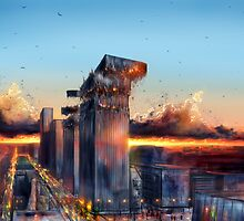 Prometheus Rising  by Tobias Ryen Amundsen