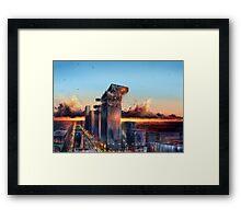 Prometheus Rising  Framed Print