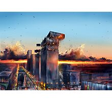 Prometheus Rising  Photographic Print