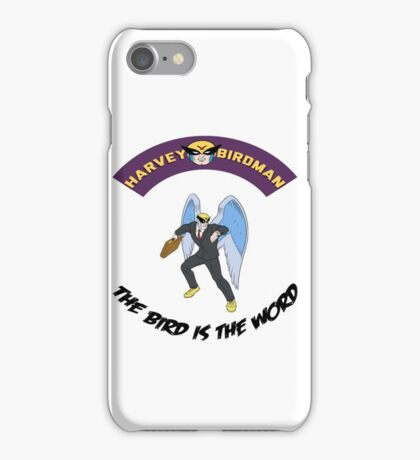 harvey birdman attorney at law  iPhone Case/Skin