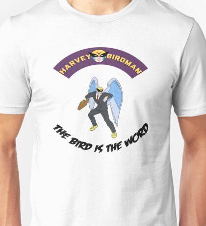 harvey birdman attorney at law  Unisex T-Shirt
