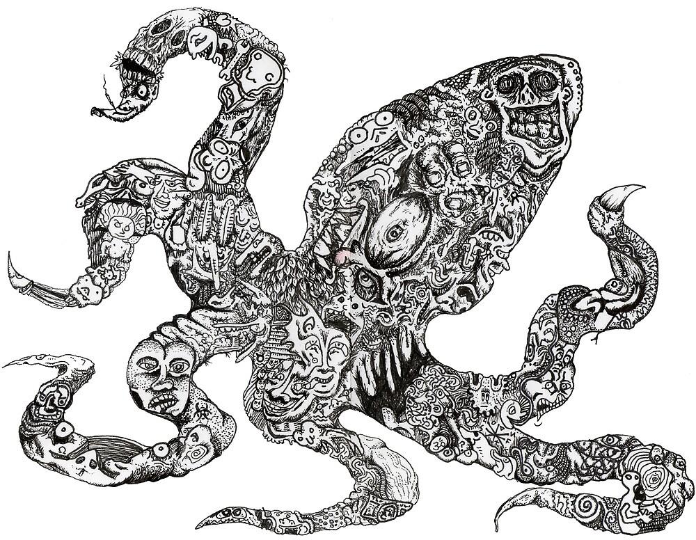 Aorta VI Squid by AortaVI