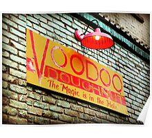Voodoo Doughnut Poster