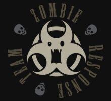 Zombie Response Team by vivendulies