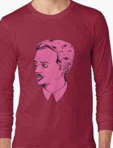 Mr. Pink Long Sleeve T-Shirt